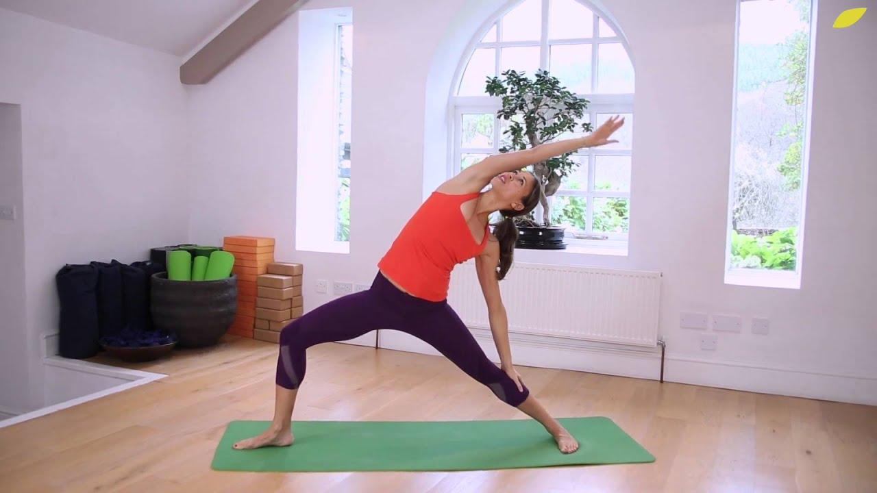 An Advanced Vinyasa Flow Yoga Class With Mercedes Sieff