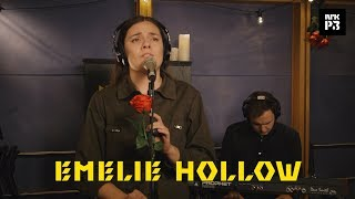 P3 Live: Emelie Hollow – «Hallo» (Isah & Dutty Dior cover)