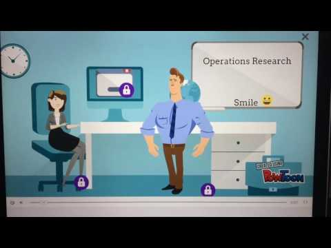 Introduction to Operations research - powtoon