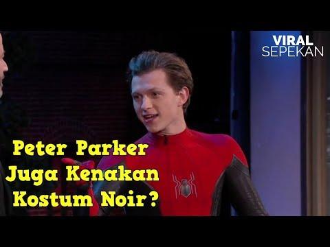Teori Spider-Man : Ini Cara Peter Mendapatkan The Black Suit Di  Far From Home