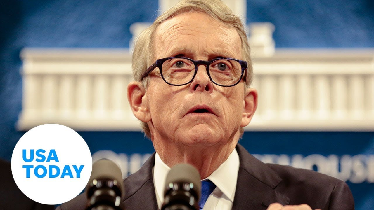 Ohio Gov. Mike DeWine orders all bars, restaurants to temporarily ...