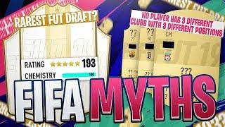 RAREST FIFA MYTH EVER?