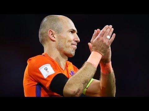 I Don't Accept Robben's Retirement