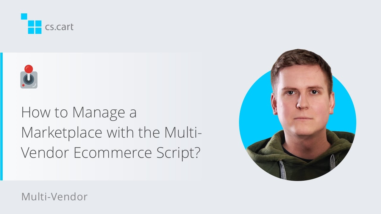 How to Manage a Marketplace with the Multi-Vendor Ecommerce Script?