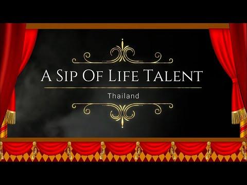 A Sip Of Life Talent