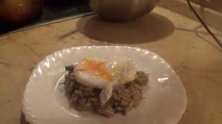 Салат из печени трески. Часть 3. Рисовый салат