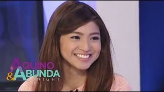 Nadine Lustre: I'm flattered being compared to Kathryn