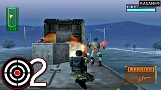 Covert Ops - Nuclear Dawn (PS1) walkthrough part 2