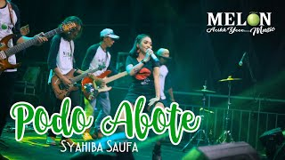 Download Mp3 Syahiba Saufa - Podo Abote | Koplo Kentrung   Live
