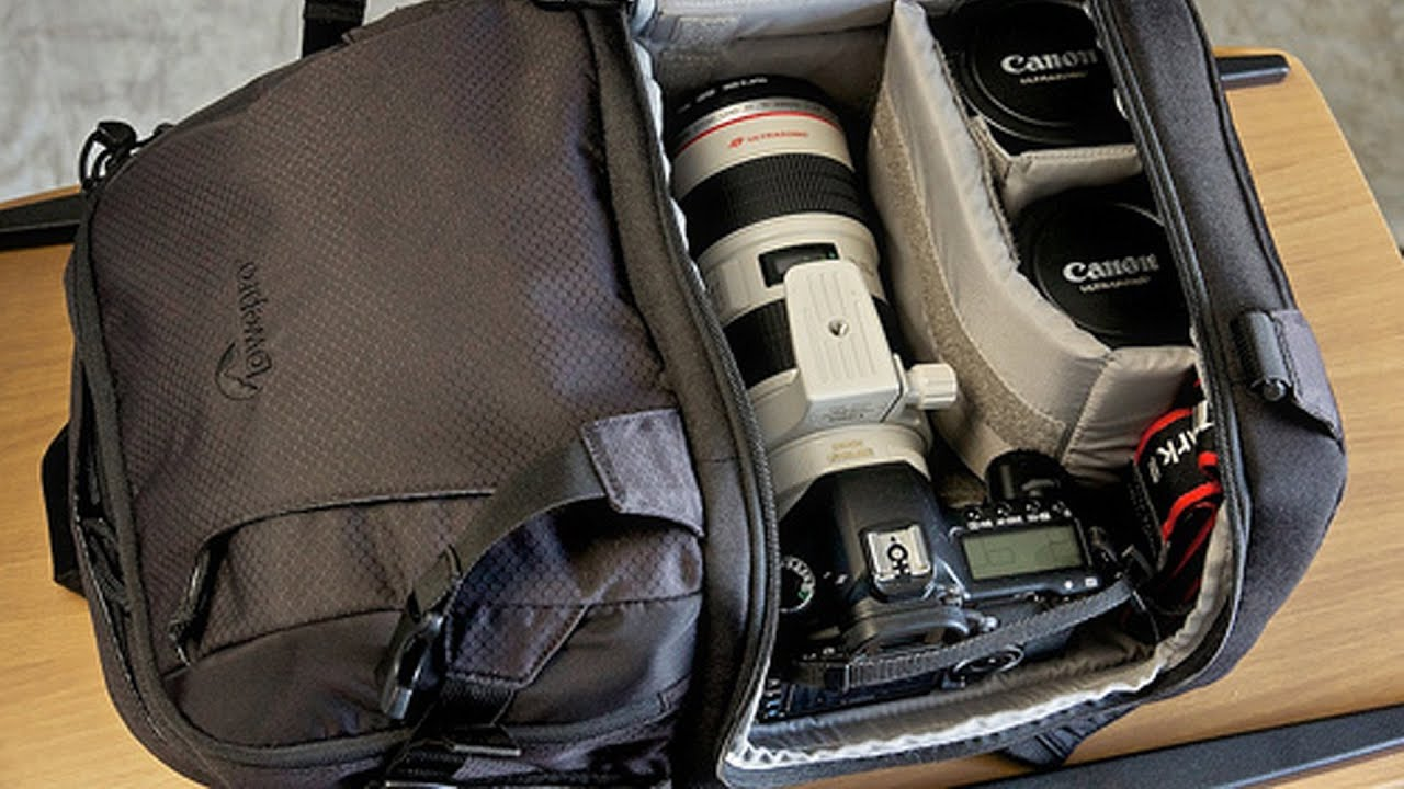 Lowepro 350 Aw Dslr Video Fastpack Review Youtube Photo Hatchback Bp 250 Ii