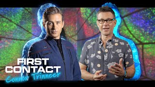 "First Contact: Connor Trinneer AKA Commander ""Trip"" Tucker | Star Trek"