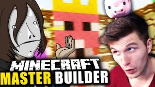 DER GLORREICHE KÖNIG EDGAR! ✪ Minecraft Master Builder mit GermanLetsPlay