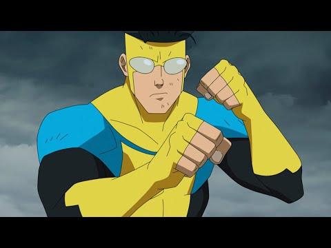 Invincible: The Teenage Superhero (Invincible: Family Matters)