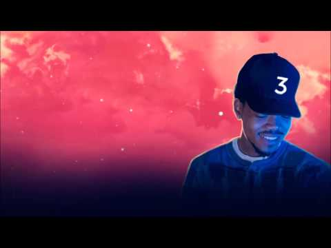 Chance The Rapper  Smoke Break Coloring Book