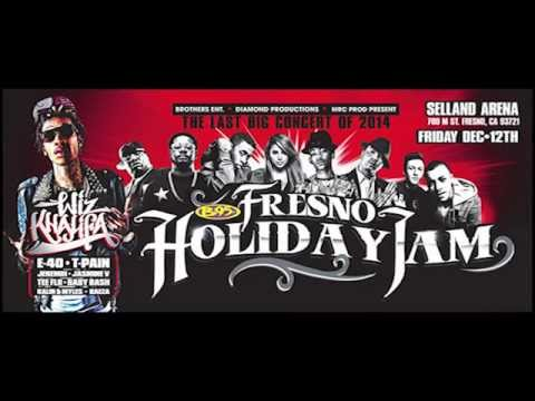 Fresno Holiday Jam