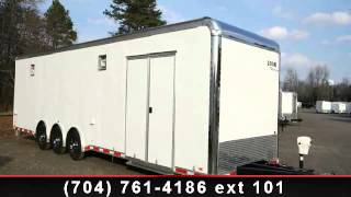 2013 LOOK 32 ft Enclosed - Trailers of the East Coast - Moc
