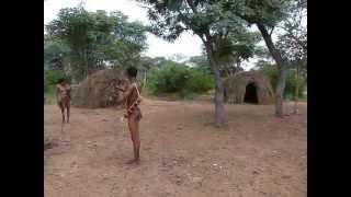 Bushmen Village Namibia