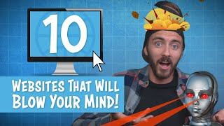 10 WEIRD & USEFUL Websites That Will Blow Your Mind!
