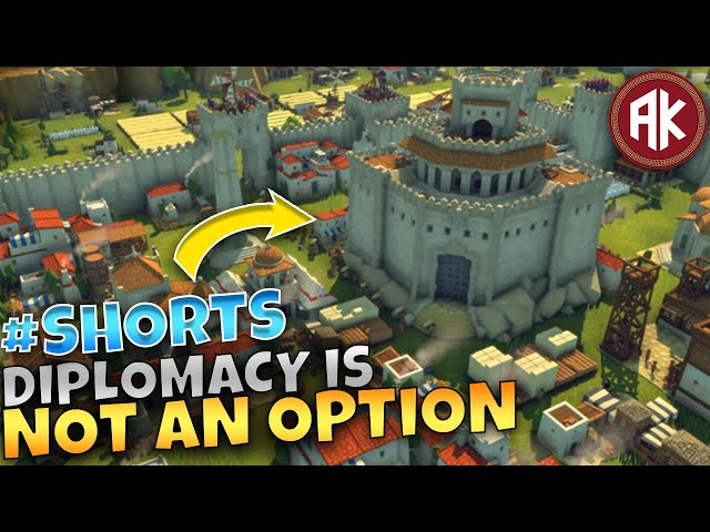 Diplomacy is Not a Option #shorts