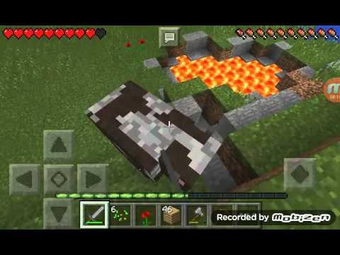 Minecraft Pe Prezivljavanje U Dvoje Ep1:solidno