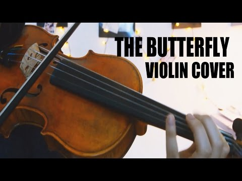 The Butterfly - Celtic Woman (Violin Cover)