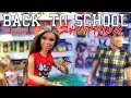 The Darbie Show: Sophie's Vlog - Back to School Shopping | PLUS First Look Froggy Fresh Doll