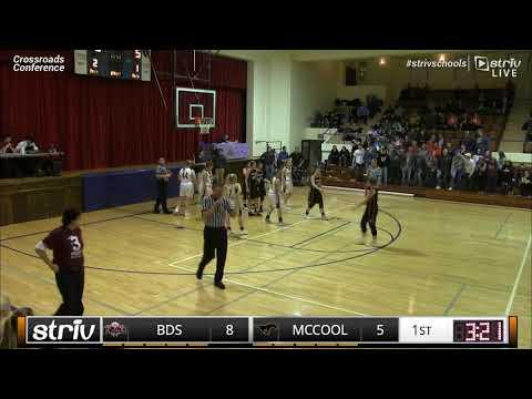 CRCBB19 - Girls Championship - BDS vs McCool Junction