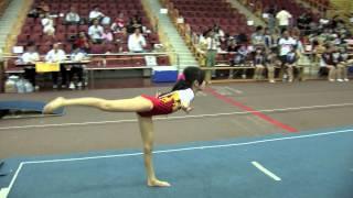 2011全港小學體操邀請賽 女子自由體操 03