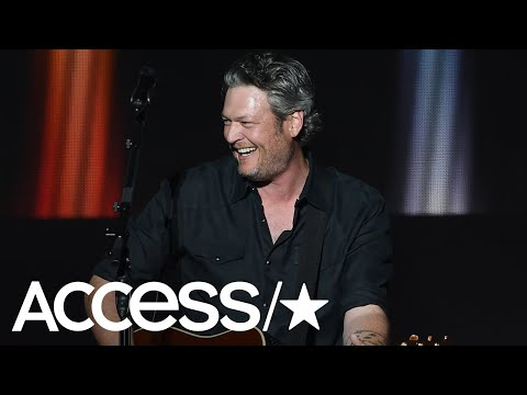 Blake Shelton Laughs Off Onstage Fall: 'Yes I Had Been Drinking' | Access