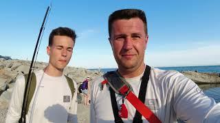 Я ЖДАЛ эту РЫБУ 2 ГОДА! ПОЗНАКОМИЛСЯ С РЫБАЧКОЙ НАТАШЕЙ! Отдых и Рыбалка в Крыму