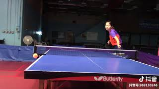 Chinese table tennis 🇨🇳