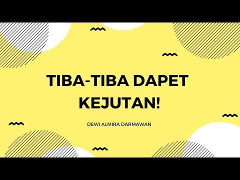 #VLOG 32 - Cafe Hits Bandung | Tiba-Tiba Dapet Kejutan!