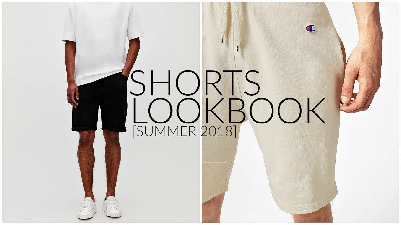 [VIDEO] - SHORTS LOOKBOOK | SUMMER 2018 | Men's Fashion | Daniel Simmons 1