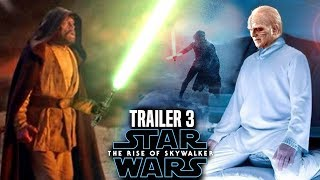 The Rise Of Skywalker Trailer 3 Terrible News Revealed! (Star Wars Episode 9 Trailer 3)