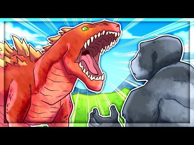 THERMONUCLEAR GODZILLA Destroys EVERYTHING in Animal Revolt Battle Simulator
