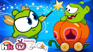 Best of Om Nom Stories: Nibble Nom Nomerella   Cut the Rope   Funny Cartoon for Kids   HooplaKidz Tv
