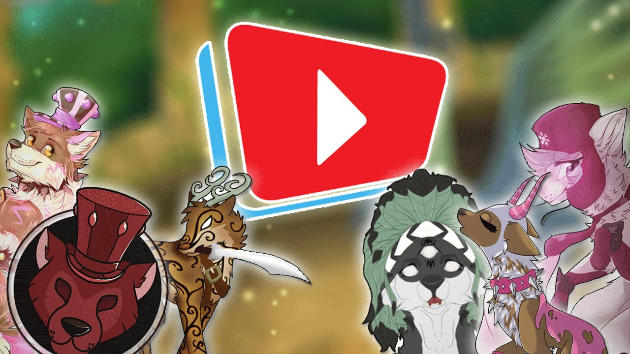 MEET FAMOUS ANIMAL JAM YOUTUBERS!