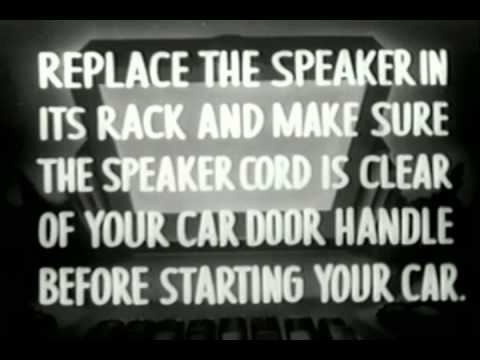 1 Hour Of Vintage Drive In Intermission Ads Shorts 1950s 60s Youtube