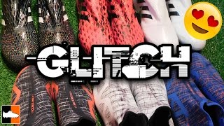Giant glitch unboxing! - new adidas football boots on feet