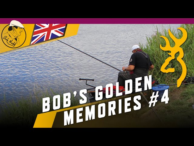 Bob Nudd's Golden Memories 4 : England's First World Championship win on the River Arno.