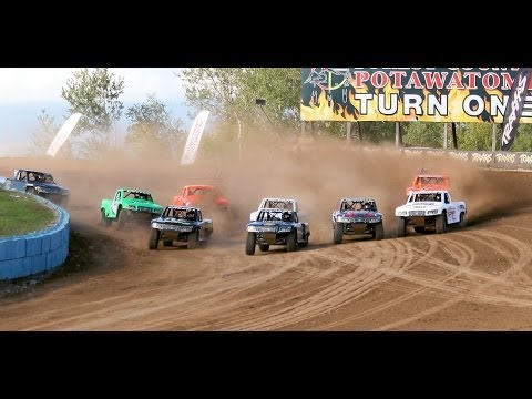 2013 Stadium SUPER Trucks Rounds 9 & 10 Crandon SST on NBC Broadcast