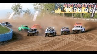 2013 Stadium SUPER Trucks Rounds 9 & 10 Crandon SST on NBC Broadcast