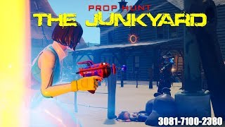 Prop Hunt: The Junkyard - France Fortnite Creative [CODE 3081-7100-2380]