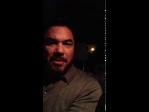The Stand-ins Behind the scenes featuring Dean Cain.