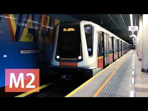 Metro Warszawa // M2