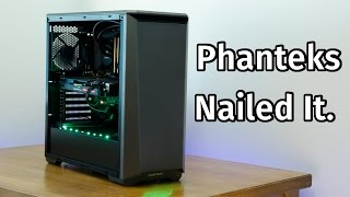 Phanteks Eclipse P400S Case Review thumbnail