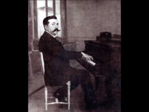 Chopin Etude Op 10 N0 5 Black Key Risler Rec 1917