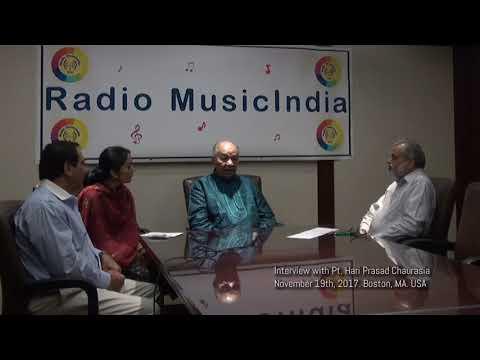 Pt. Hari Prasad Chaurasia - Live in Concert Interview