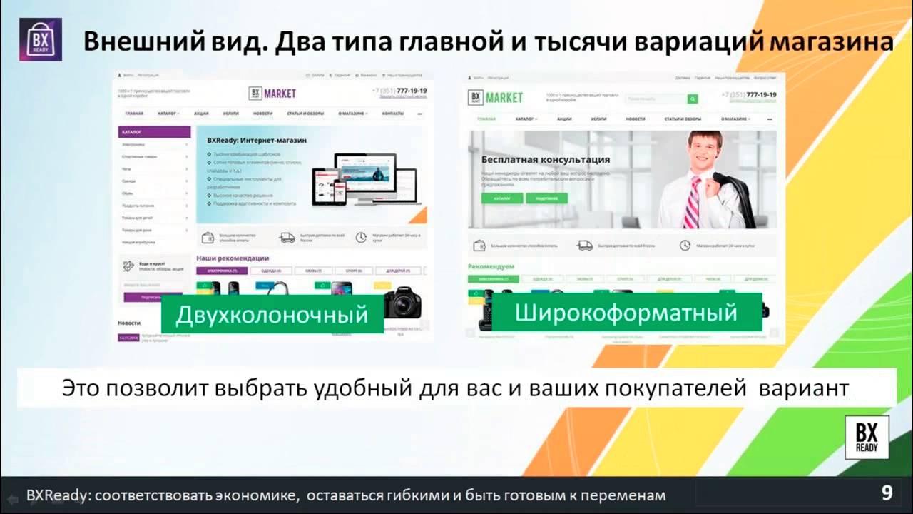 Урок создание интернет магазина битрикс инспектор сайтов битрикс