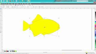 Corel Draw Tips & Tricks Envelope Tool #2